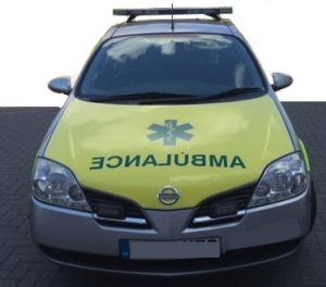 Ambulance hire hertfordshire