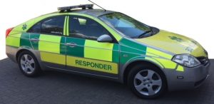 RRV for event medical cover
